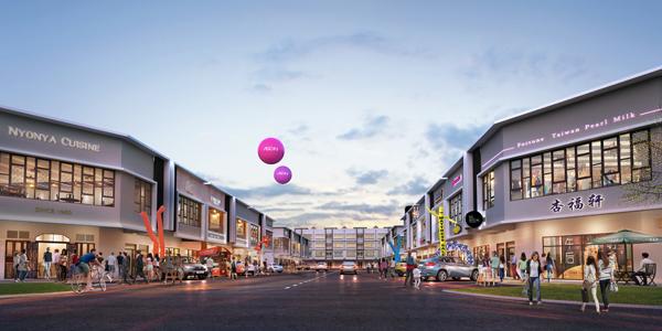 Gemilang Square@Kulai,Johor