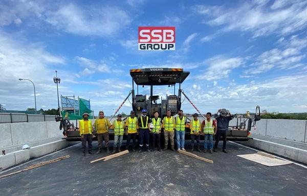 SSB公司计划结合新科技与铺路工程,打造更多标志性工程。